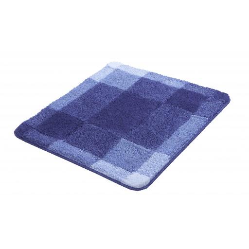 Tapis de bain MIX bleu KLEINE WOLKE