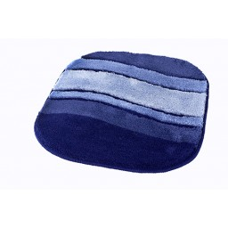 Tapis de bain SIESTA bleu KLEINE WOLKE