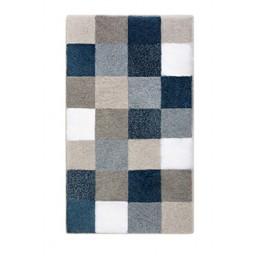 Tapis de bain CARO multicolore bleu KLEINE WOLKE