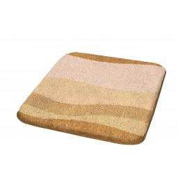 Tapis de bain MIAMI marron beige KLEINE WOLKE