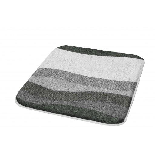 Tapis de bain MIAMI gris KLEINE WOLKE