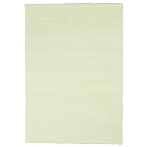 Tapis shaggy LOFT Blanc DEBONSOL