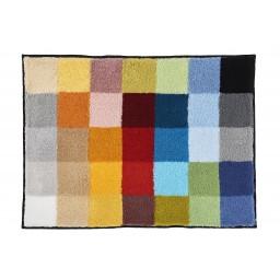 Tapis de bain CUBETTO multicolore KLEINE WOLKE
