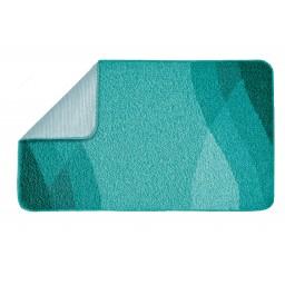 Tapis de bain SURI vert KLEINE WOLKE