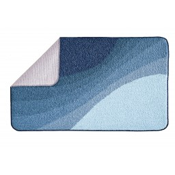 Tapis de bain MALIN bleu KLEINE WOLKE